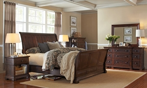 Picture of Westbrooke Queen Sleigh Bed