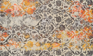 Picture of Modern Greys Collection: Citron 5x8 Rug