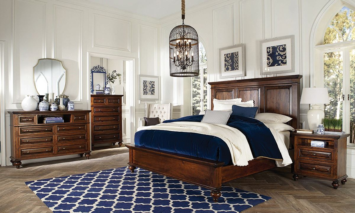 Superb Picture Of Nantucket Queen Panel Bed