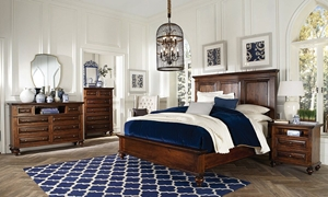 Picture of Nantucket Queen Panel Bed