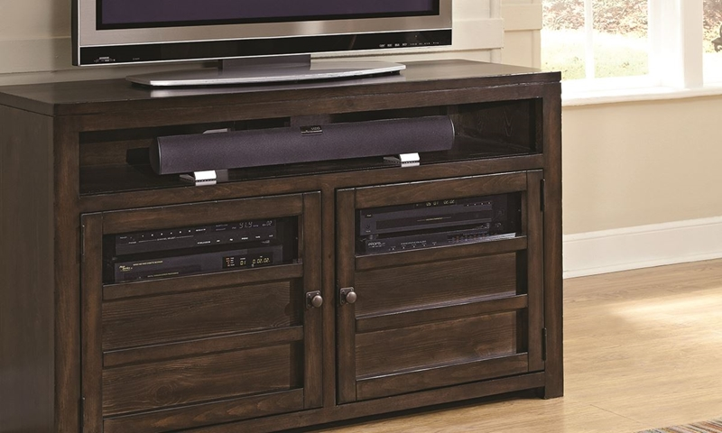 "Picture of Triumph TV Stand (54"")"
