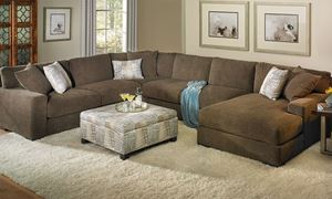 Picture of Heavenly Java Sectional Sofa