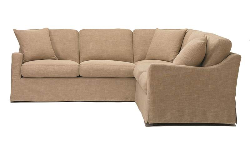 Picture of Two Lanes: Alexander Sectional Sofa