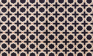 Picture of Karastan Pacifica Collection Bal Harbour Indigo 5x8 Rug