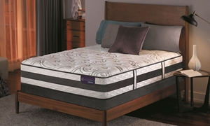 Picture of Serta iComfort Applause II Hybrid Plush Queen Mattress