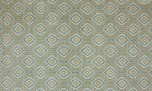 Picture of Karastan Pacifica Collection Castleton Aqua 5x8 Rug