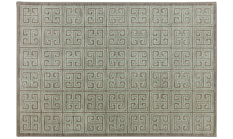 Picture of Karastan Pacifica Collection Highgate Black 5x8 Rug