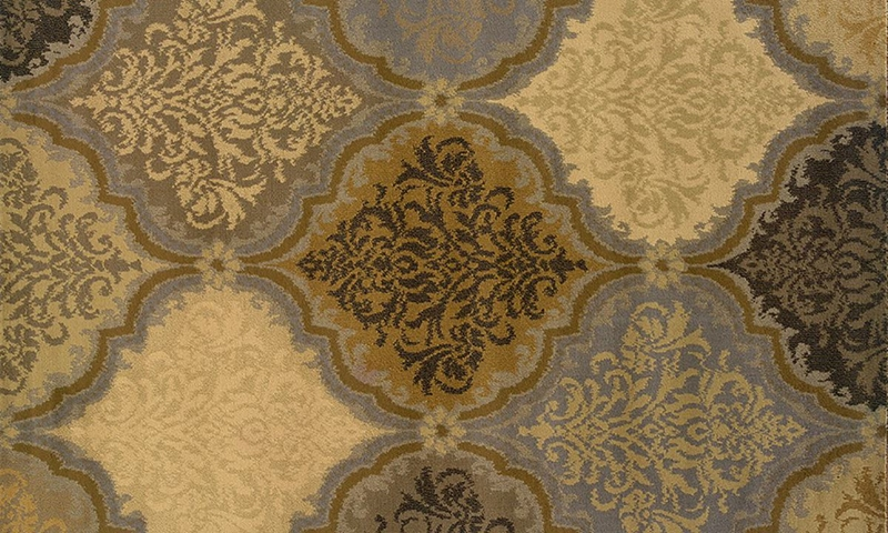 Picture of Stella Collection: Henna 5x8 Rug