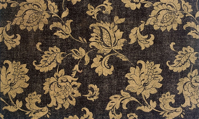Picture of Stella Collection: Midnight Garden 5x8 Rug