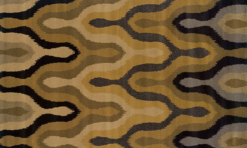 Picture of Stella Collection: Ocean Waves 5x8 Rug