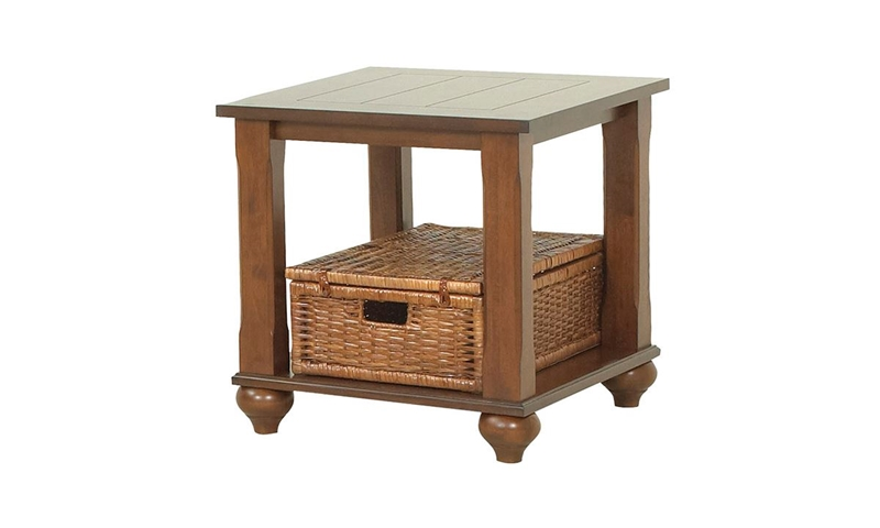 Picture of Treasures End Table