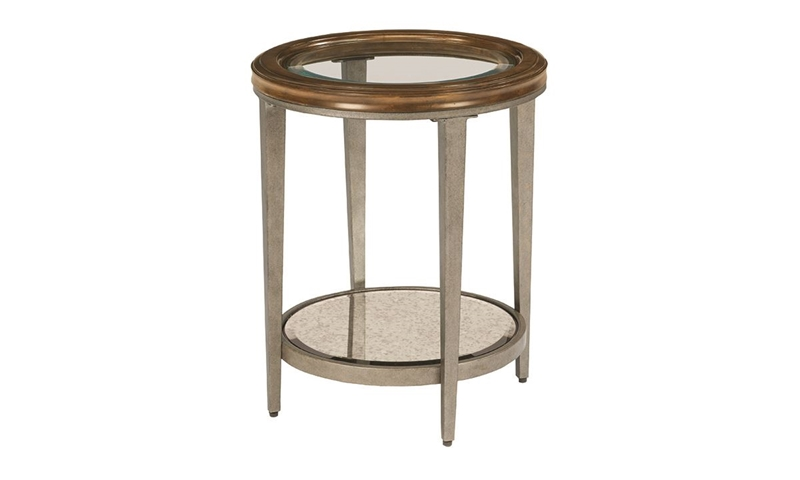 Picture of Patina Chairside Table