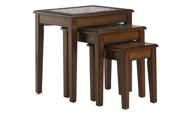 Picture of Mosaic Nesting Tables