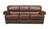 Picture of Cowboy Scotch Leather Roll Arm Sofa