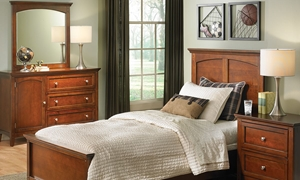 Picture of Cooperstown Cherry Twin Bedroom