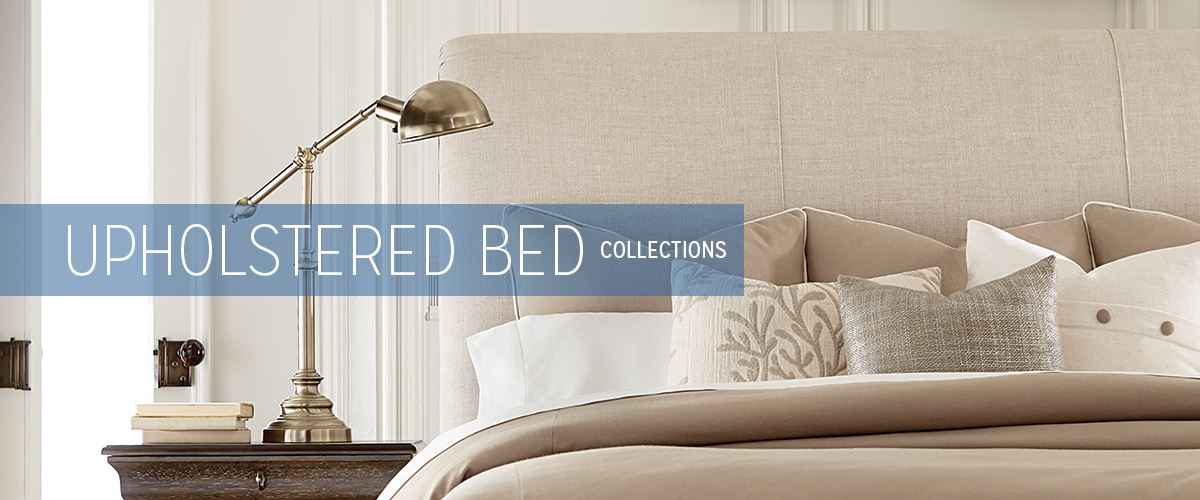 Upholstered Bedroom Collections