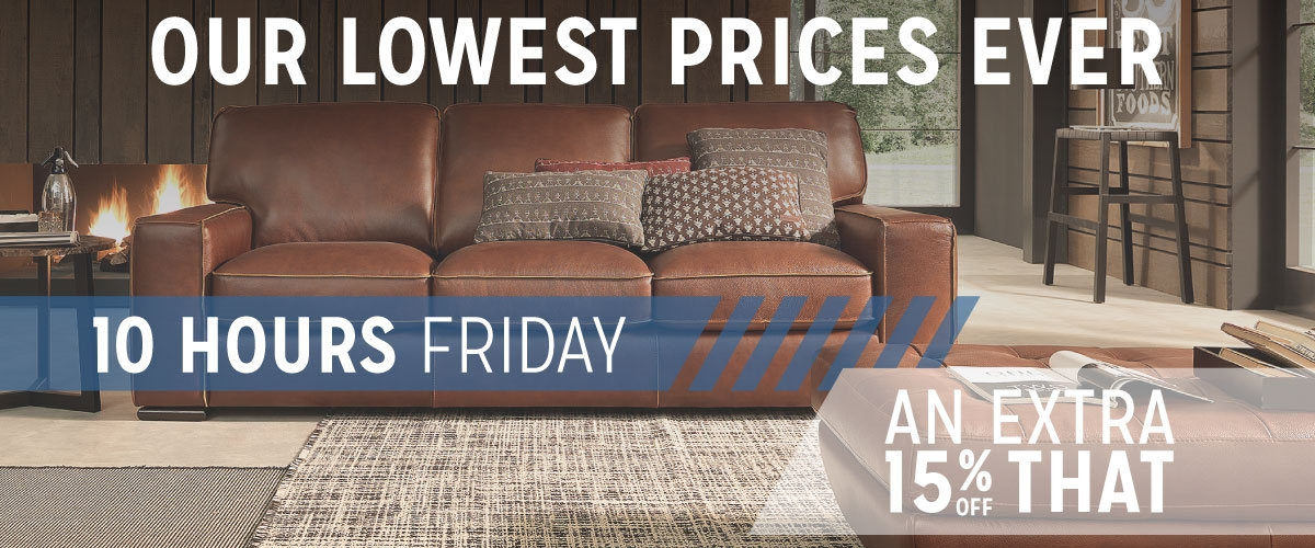 Our lowest prices. Ever.