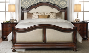 Picture of Chateau Emilion Upholstered Queen Bedroom
