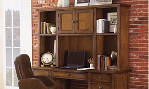 Picture of Cross Country Credenza & Hutch