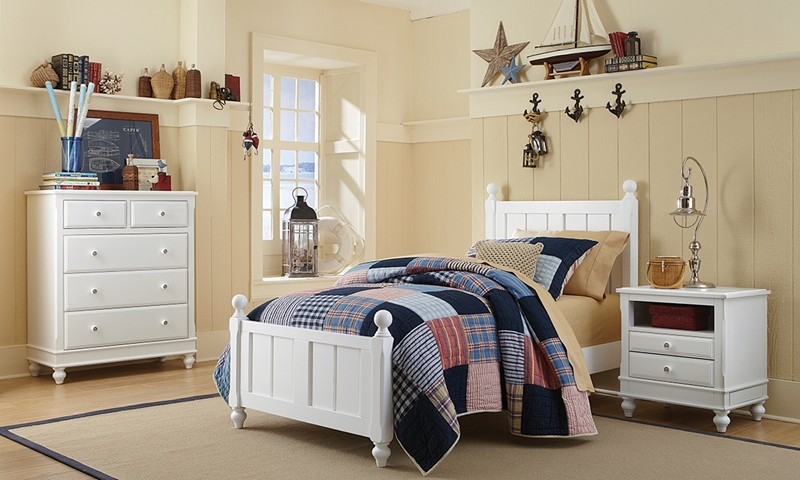 Picture of Kennedy Twin Bedroom