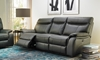 Picture of Gunmetal Power Reclining Sofa