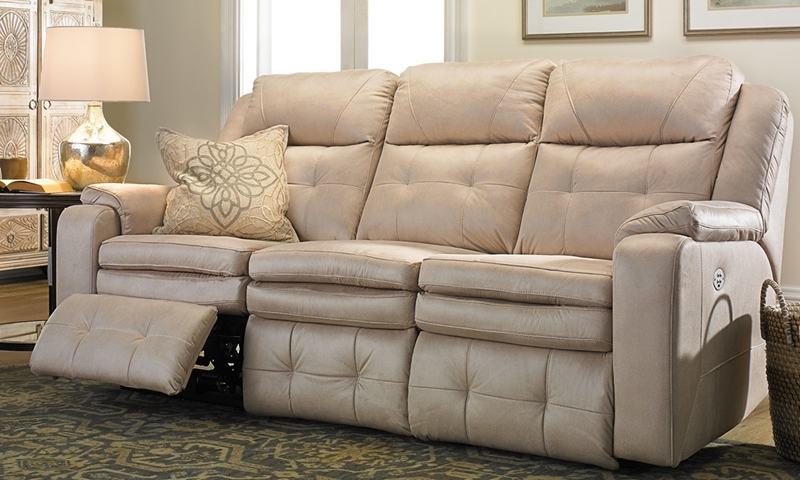 Picture of Inspire Power Reclining Sofa