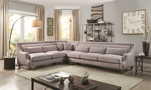 Picture of Sutton Place 3-Piece Grey Sectional