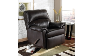 Picture of Leather Rocker Recliner