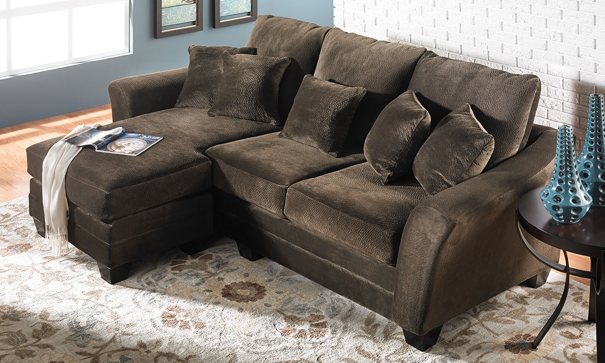 Chaise Sofa - Picture of champion sofa with chaise