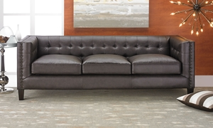 Picture of Torino Tufted Sofa with Nailhead Trim