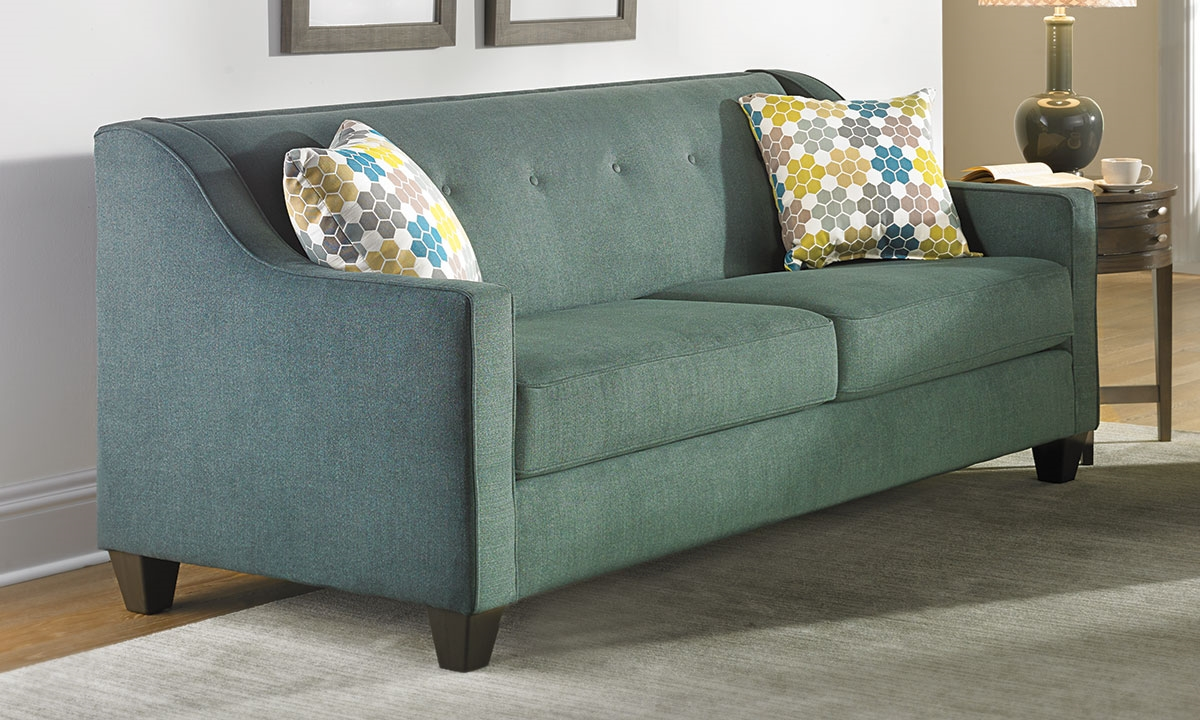 picture of addison midcentury apartment sofa