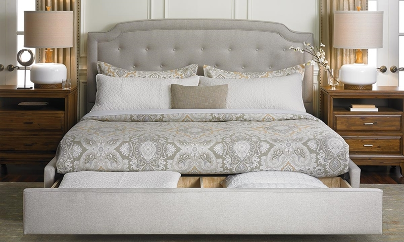Picture of Sabrina Queen Storage Bed