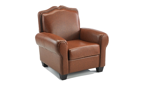 Picture of Laredo Leather Club Chair