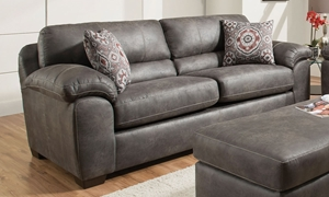 Picture of Santa Fe Sofa Storm Gray