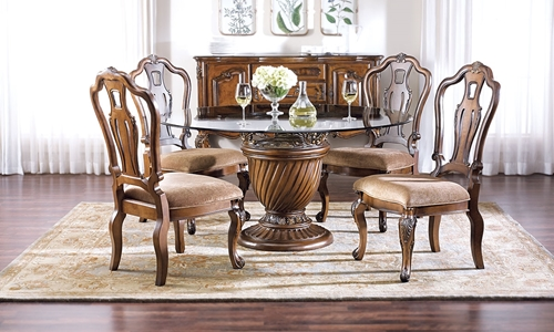 Picture of Rochelle 5-pc Round Dining Set