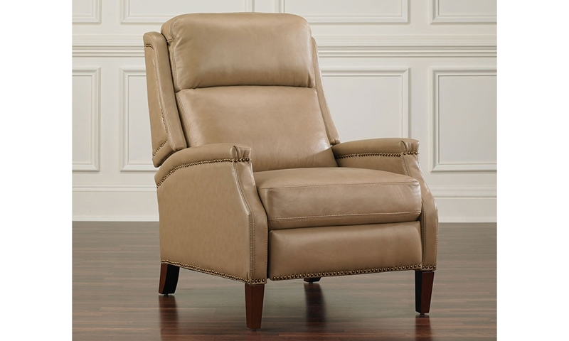 Picture of Berkeley Pushback High-Leg Recliner