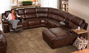 Picture of Newtown Sectional Sofa