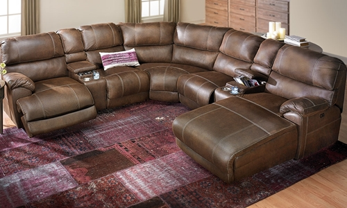 Picture of Staycation Power Reclining Sectional Sofa