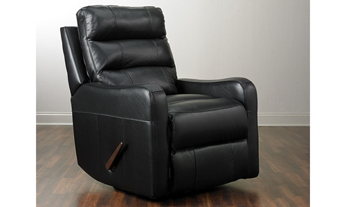 Picture of Striker Leather Recliner