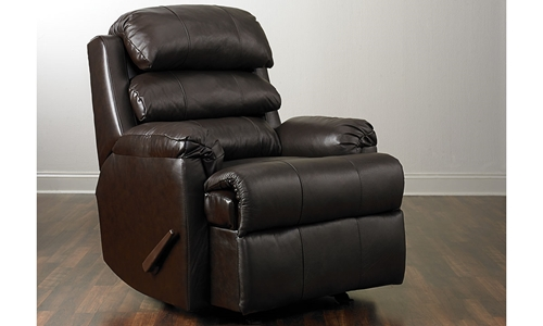 Picture of High Tower Leather Recliner