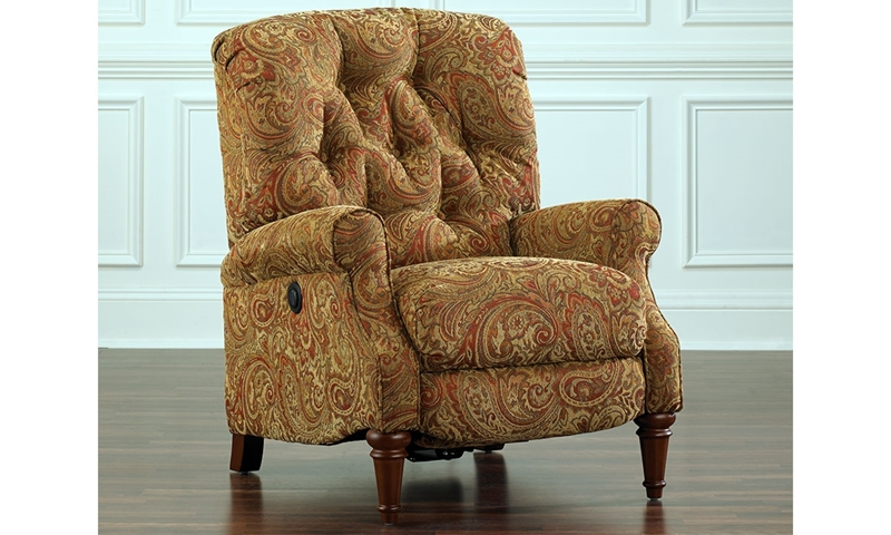 Picture of Paisley Power Reclining Arm Chair