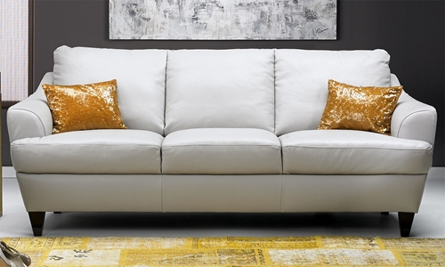Picture of Denver Top-Grain Leather Sofa
