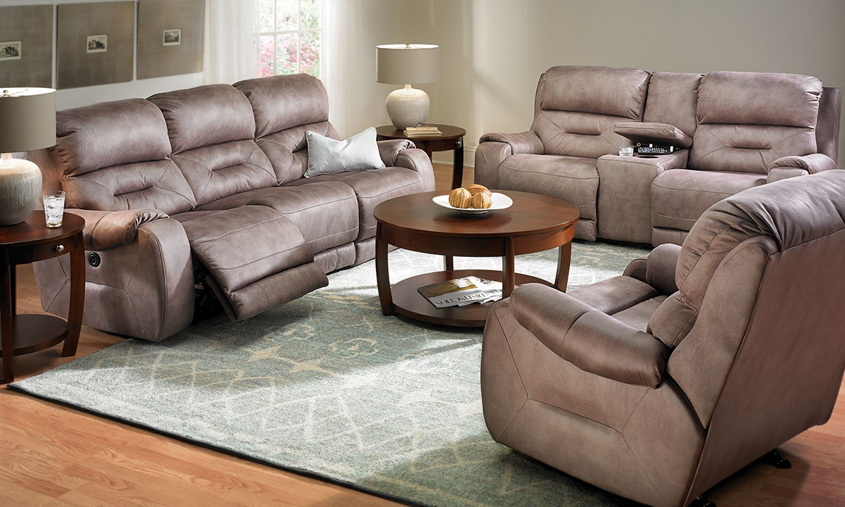 Picture of Triple Power Reclining Sofa Picture of Triple Power Reclining Sofa & Triple Power Reclining Sofa | Haynes Furniture Virginiau0027s ... islam-shia.org