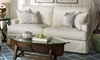 Picture of Two Lanes Davis Track Arm Slipcovered Sofa