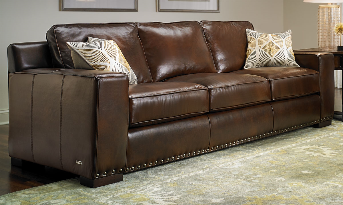 leather sofa restoration fixing old worn leather couches wit