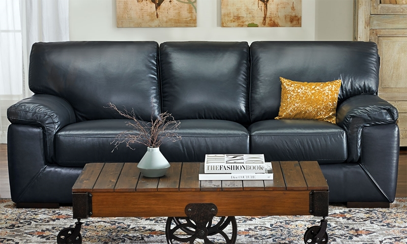 Picture of Chelsea Leather Sofa