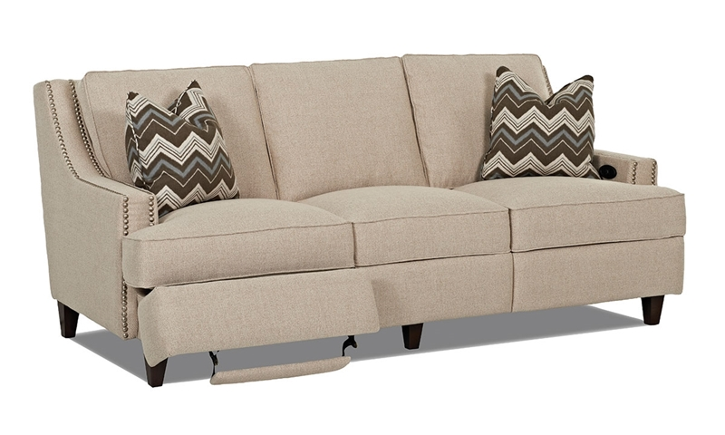 Picture of Klaussner Empress Power Reclining Sofa
