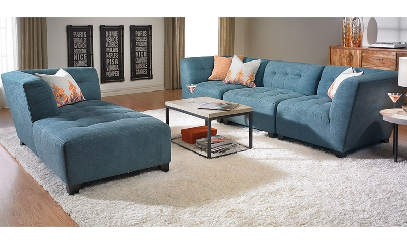 Picture of Belaire Modular Sofa with Chaise