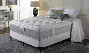 Picture of James & Owen: Beckford Euro Top Queen Mattress