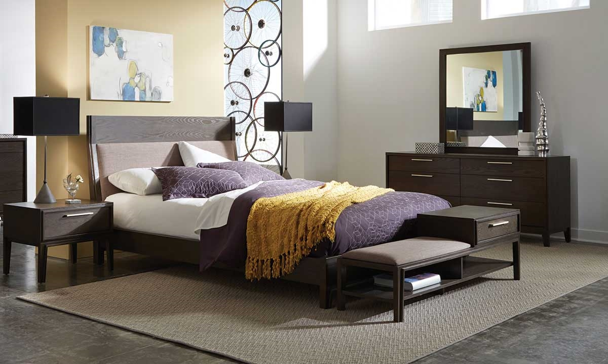 Leather Bedroom Suite Bedroom Furniture Haynes Furniture Virginias Furniture Store